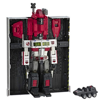 Hasbro Transformers Toys Generation Masterpiece Transformers Collaborates with Ghostbusters To Create An MP-10G E4216 Toys Gifts 2