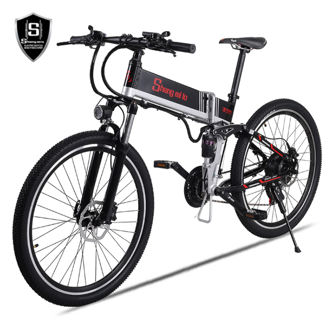 electric bike 21 speed 10ah 48 v, 500 w built-in lithium battery, ebike electric bicycle 26  3