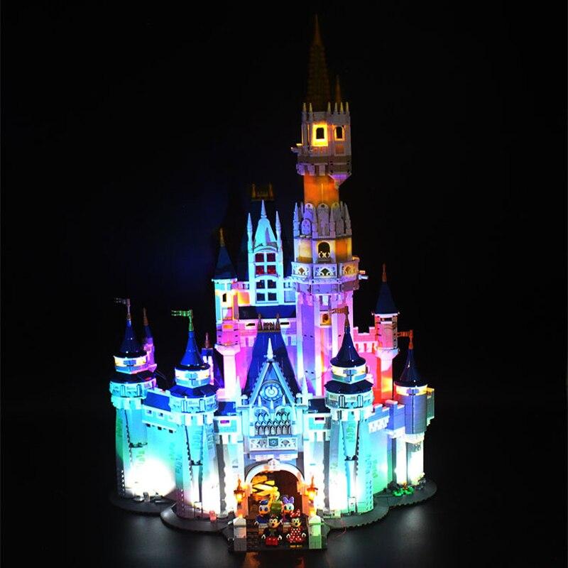 Led Light For 16008 Lepinblocks Idea 71040 Fairy Tale Castle Building Blocks Bricks Model (Not Include Blocks Set) Blocks    - AliExpress