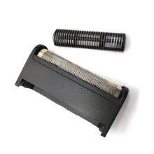 Pour Braun 100/200 rasoir électrique accessoires de tête filet de couteau Membrane 205 209 255 1008 1508 2060 2540S 2560 5459 5461 5462 5596