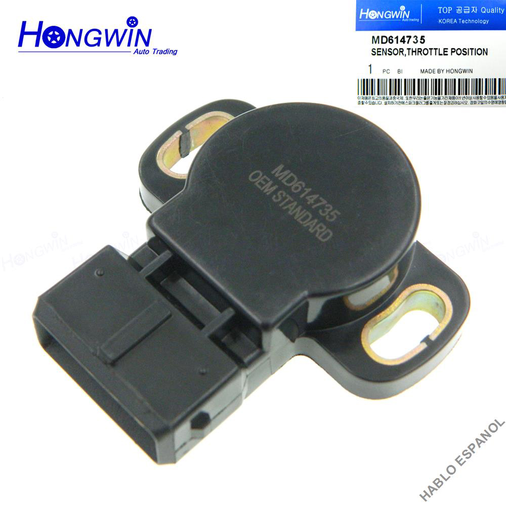 MD614735 TPS Throttle Position Sensor For MITSUBISHI Carisma Galant Pajero FTO Montero Sigma Challenger Diamante