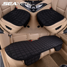 Car-Seat-Covers Car-Interior-Accessories Universal Protection-Cushion Plush Warm Winter