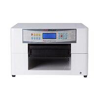 Máquina de impresión Digital con 5760*1440dpi Uv impresora de tarjeta de identificación plana