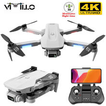 Vimillo mais novo f8 zangão 5g gps wifi fpv com hd 4k rc quadcopter câmera dron suporta tf cartão de vôo 30 min vs f4 sg906 pro2