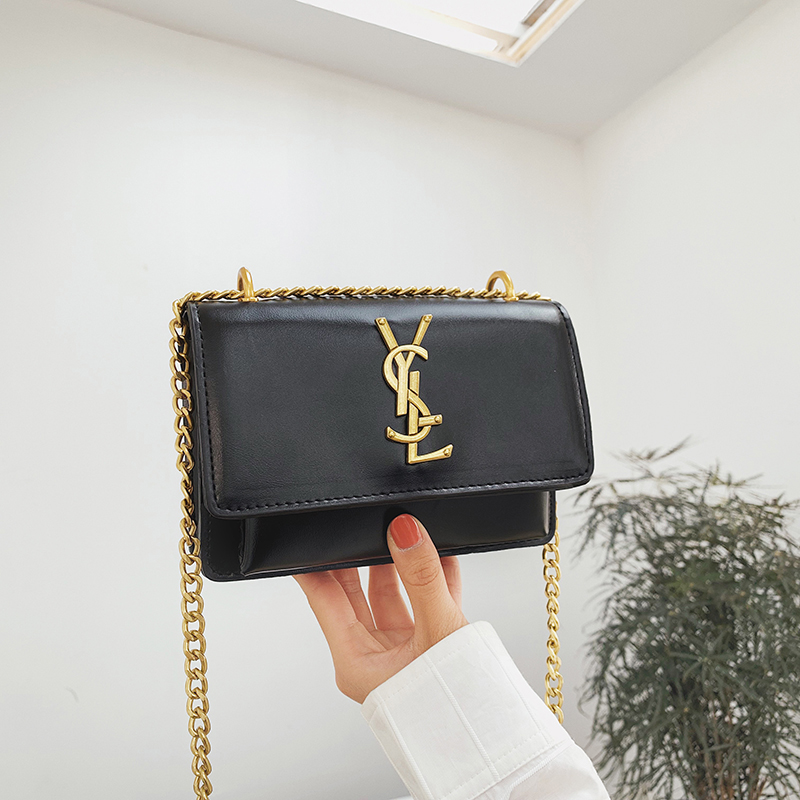 Small Flap Shoulder Bag Crossbody Bags for Women 2019 Women Leather Handbags Purses and Handbags Messenger Bag Fashion Black