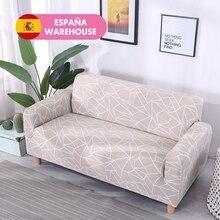 Bege sofá capa estiramento capas de móveis elástico capas para sala estar copriivano slipcovers para poltronas capas de sofá