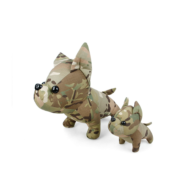 2019 NEW Multicam Tactical Dog Doll  MC Tactical Doll Size S M