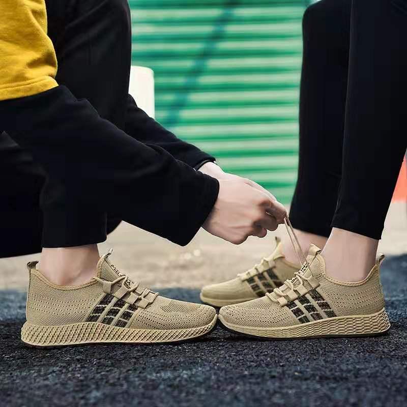 2019 Autumn New COUPLE'S Shoes Shop Agent Men And Women Casual Sports Shoes Fashion Trendy Shoes