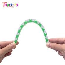 Классика игрушки шнурок 24 маленький магия линейка дети% 27 мини портативный обучающий Eoy разнообразие магия правило декомпрессия игрушка