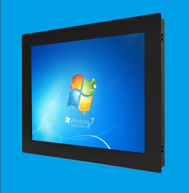 22 Inch Touch Screen Mini Used All In One Pc 4G Tablet With GPS For Bus Display Device