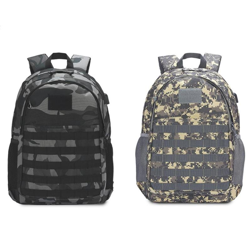 Outdoor Sports Waterproof Riding Backpacks Student Travel Hiking Military Mountaineering Hiking Laptop Bags Camping Accessories