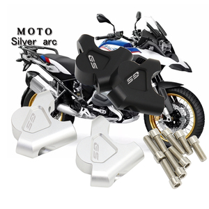 Image 1 - Motorcycle Handlebar Riser 32MM Drag Handle Bar Clamp Extend Adapter FOR BMW R1250GS LC ADV R1250HP R1200 GS LC R1200GS Adventur