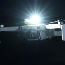 Flash strobe lâmpada noite 10w super brilhante luz de vôo para d ji mavic ar 2 dropshipping