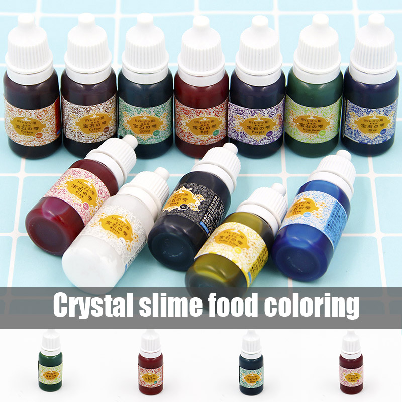 DIY Dye Pigment Food Grade Color Paste Dyeing Pigment For Epoxy Handicraft Art BM88