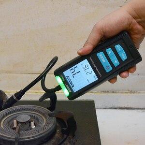Image 2 - MESTEK 가스 분석기 가연성 가스 감지기 포트 가연성 천연 가스 누출 위치 측정기 테스터 사운드 라이트 알람 결정