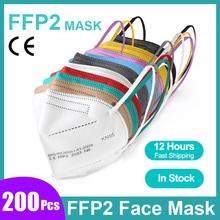 Maski ffp2 maski na twarz KN95 kolory ochronny zabezpieczający maski n k 95 ffp 2 originais 5ply maska pff2 n95 mascarilla fpp2 homologada tanie tanio KKFFGO Z Chin Kontynentalnych COMBO Przeciwpyłowa Jednorazowego użytku Adult Non-woven KN95 Mask FFP2 Mask masks ffp2 face masks KN95 colors