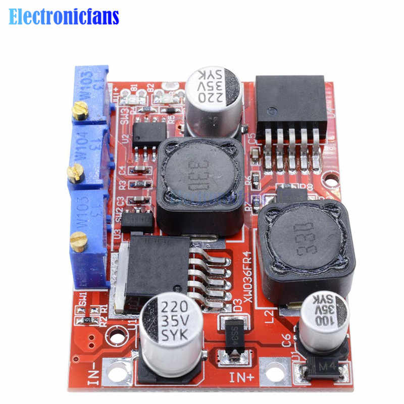 XL6019 remplacer LM2577S LM2596S augmenter le Module de convertisseur de puissance de tension Buck de poussée carte de courant Constant Non isolée 15W 3A