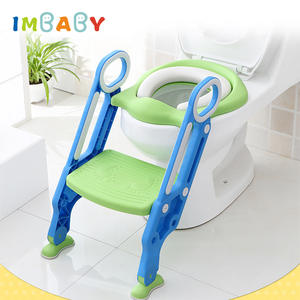 Potty Training Toilet-Seat Children's IMBABY Chair Step-Stool-Urinal Travel Kids