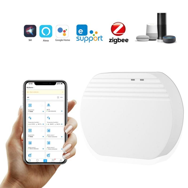 Smart Home Zigbee Wireless Gateway Smart Life Wireless Remote Control Can Be Used With Alexa Google Home Sonoff To Control