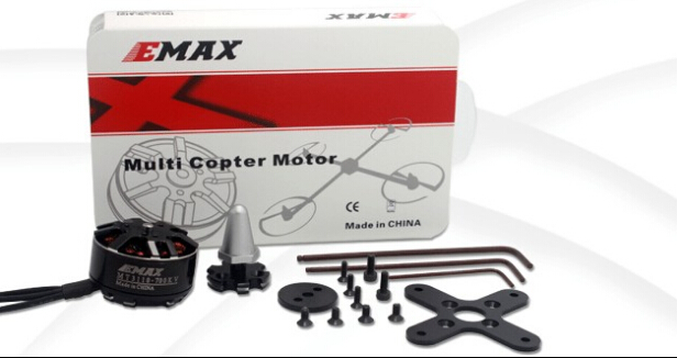 EMAX Multi-rotor MT3110 480KV/700KV RC Multi-axis Brushless Motor