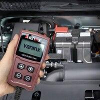 In101 obd2 leitor de código do motor detector de bateria cartão leitura carro portátil ferramenta digitalização scanner diagnóstico suporte todos os protocolos obd2