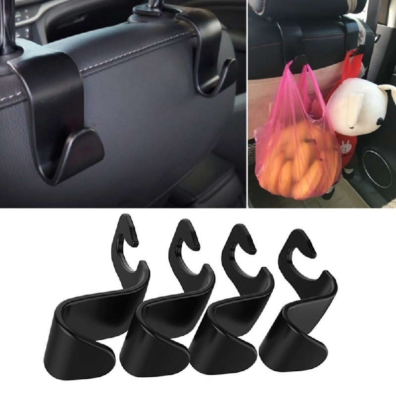 Vehicle Car Seat Back Truck Handbag Shopping Bag Coat car Storage Hanger Truck accessories Hooks trunk organizer Headrest Hanger