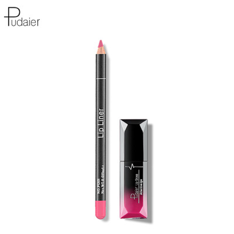 Makeup <font><b>Matte</b></font> Liquid <font><b>Lipstick</b></font> +<font><b>Lip</b></font> Pencil <font><b>set</b></font> Women <font><b>Lips</b></font> Maquiagem <font><b>Matt</b></font> <font><b>Lip</b></font> <font><b>Gloss</b></font> Make up <font><b>Cosmetics</b></font> Mate Batom <font><b>Lip</b></font> Stick Lipgloss image