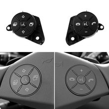 A 1648700658 Button covers 164 870 0558 1 Pair Car Steering Wheel ML GL(China)