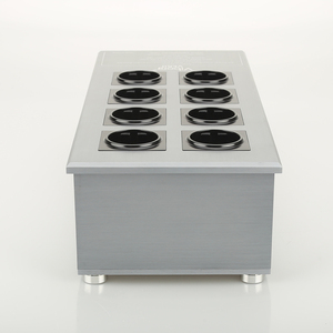 Image 3 - Viborg VE80 HiFi Power Filter Plant Schuko Socket Brand New Schuko 8 Gang Power Distribution