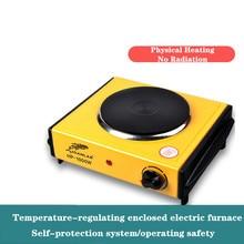 Furnace Electric-Hob Laboratory Universal JOANLAB Heating Temperature-Adjustable Enclosed