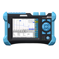 TR 600 32/30dB SM 1310/1550nm OTDR TR600 Optical Time Domain Reflectometer Fiber Optic OTDR with Built in VFL Touch Screen