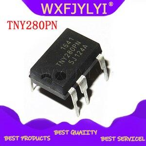 10pcs/lot TNY280PN DIP7 TNY280P DIP TNY280 new and original IC(China)