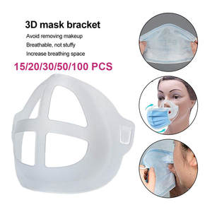 Inner-Stand-Holder Extended Face-Mask Diy-Accessories 3d-Bracket Breathing Space Comfortable