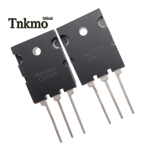 Image 3 - 5Pairs MJL4302A TO 3PL MJL4302 + MJL4281A MJL4281 TO3PL 15A 350V 230W NPN PNP Silicon Power Transistor free delivery