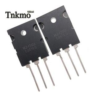 Image 3 - Transistor de potencia de silicona, 5 pares, MJL4302A, TO 3PL, MJL4302 + MJL4281A, MJL4281, TO3PL, 15A, 350V, 230W, NPN, PNP