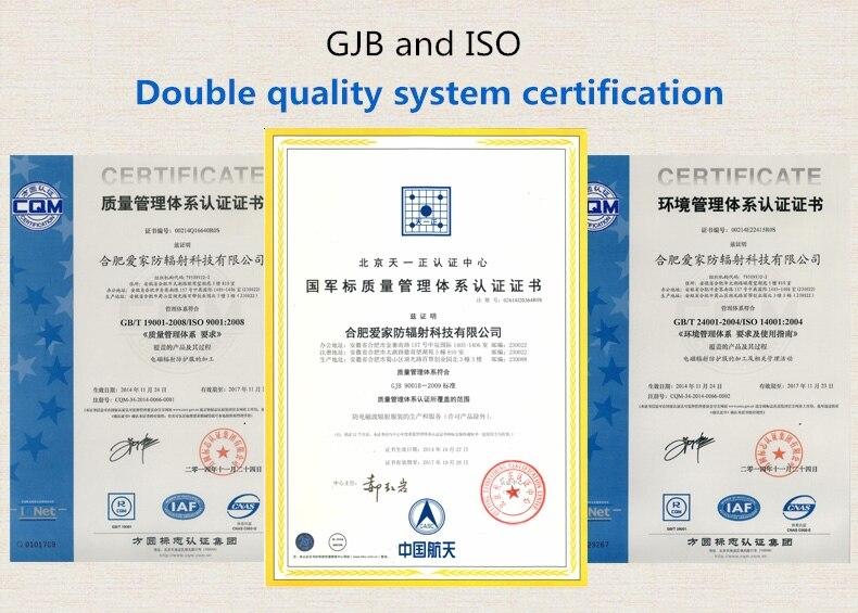 GJB & ISO