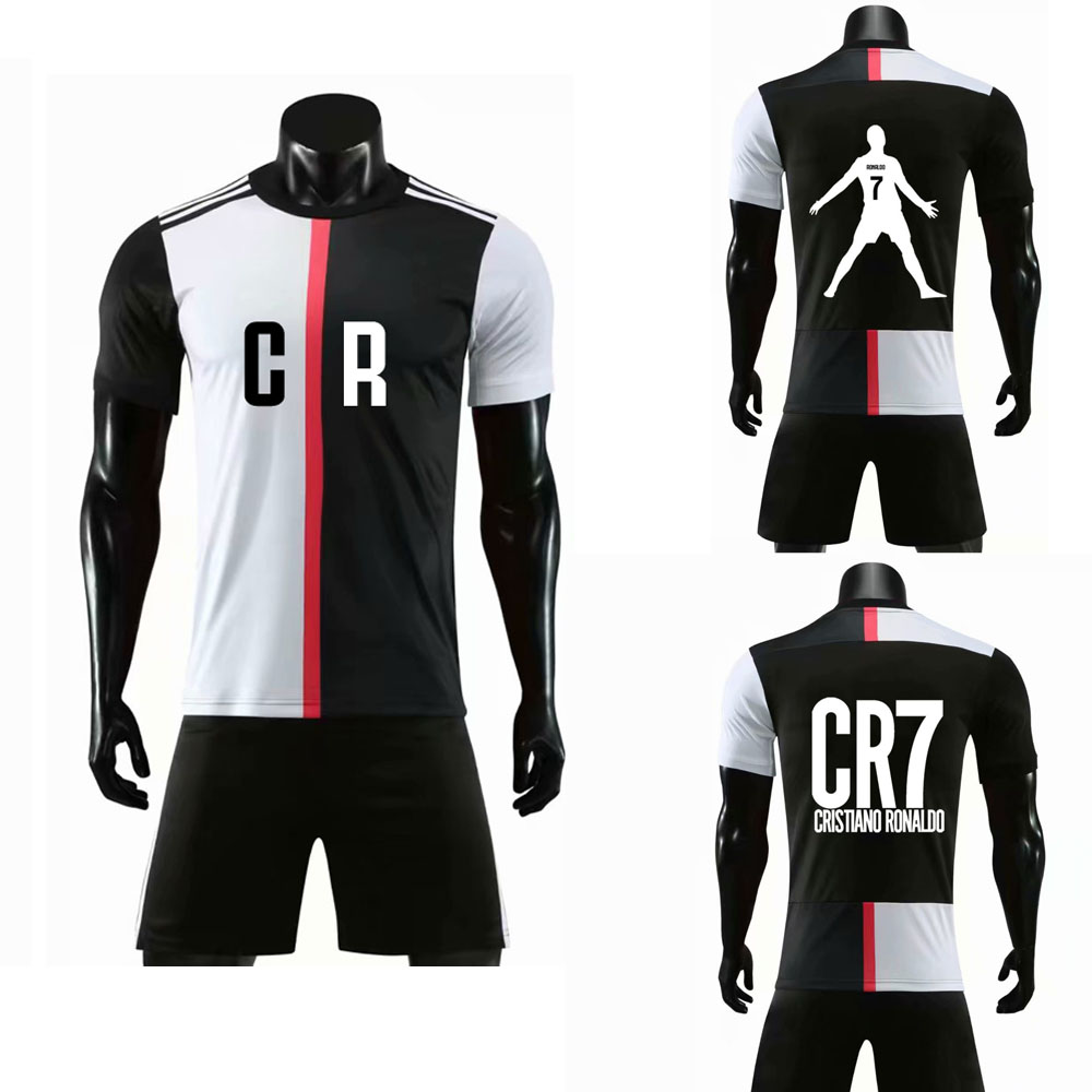 2020 RONALDO CR7 Shirts And Shorts Customize DIY  MEN Kids Boy Girl Hip Hop Short Sleeve T Shirt Men For Fans Shirt