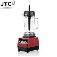 BPA FREE 3HP JTC OmniBlend commercial blender food mixer juice FREE SHIPPING 100% GUARANTEE NO. 1 QUALITY IN THE WORLD