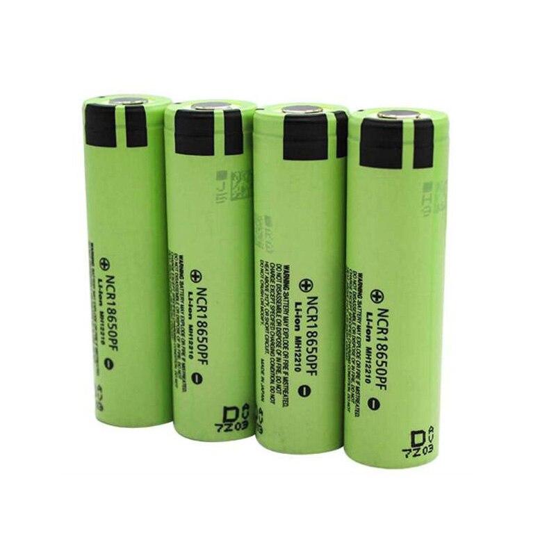 NCR18650PF 10a 2900mah Перезаряжаемый 18650 литий ионный аккумулятор для электроинструмента|Перезаряжаемые батареи| | АлиЭкспресс