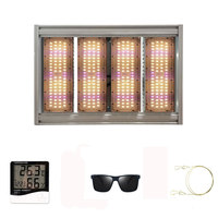 IP65 Actual 240W/480W Samsung LM301B Chips Led Grow Light Full Spectrum Phyto Lamp For Medicinal Plants For Grow Tent