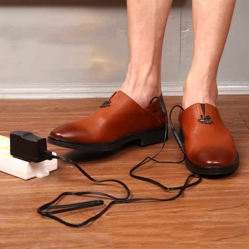1 Pair USB Riscaldata Solette di scarpe Del Piede Pad di Riscaldamento Piedi Caldi Calzino Pad Zerbino Sport Invernali All'aria Aperta Riscaldamento Solette Inverno caldo