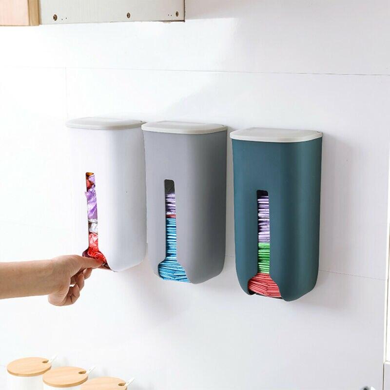 1 шт., органайзер для хранения мешков для мусора
