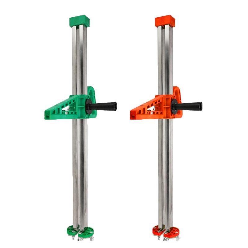 20-600mm Manual Gypsum Board Cutter Hand Push Drywall Artifact Tool Woodworking Cutting Board Tools Orange/Green
