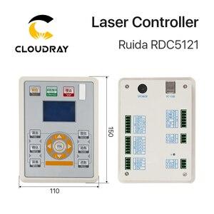 Image 4 - Cloudray Ruida RD RDC5121 Lite 버전 레이저 조각 및 절단기 용 Co2 레이저 DSP 컨트롤러