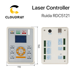 Image 4 - Cloudray Ruida RD RDC5121 Lite Version Co2 Laser DSP Controller for Laser Engraving and Cutting Machine