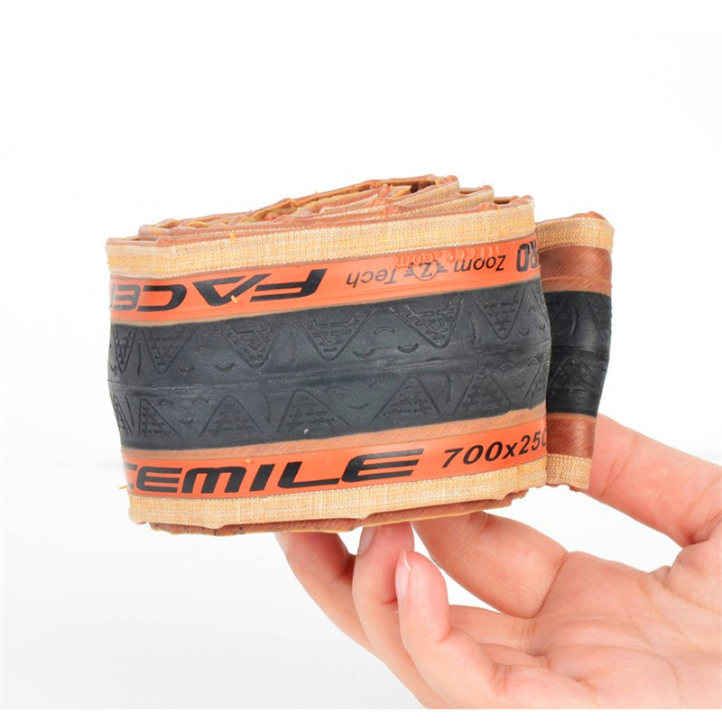 Bicycle Folding Tubeless Tire Tyre MTB Racing Ultralight 120TPI Anti Puncture