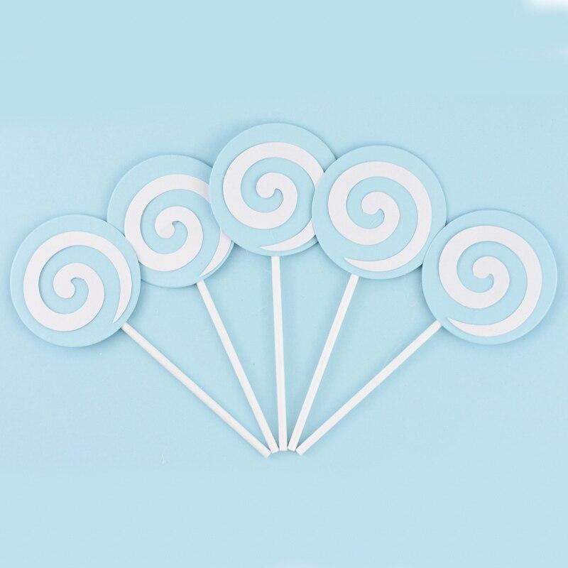 旋风蓝色棒棒糖