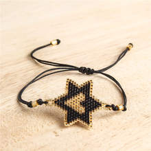 Go2boho Perles MIYUKI Bracelet Women Star Hear Bracelets Bileklik Pulseras Mujer 2019 New Delica Handmade Factory Jewelry