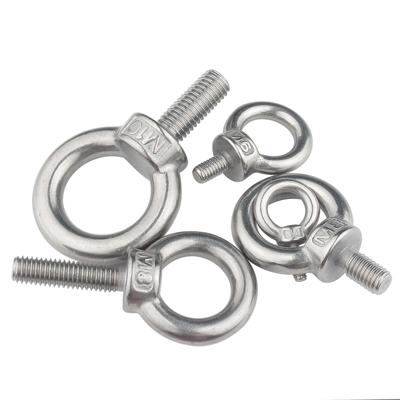 Stainless Steel Eyebolt M6 to DIN580