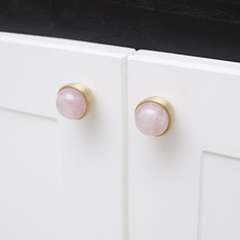 Nordic Style/brass Knobs Cupboard Pulls Drawer Kitchen Cabinet Handles Pink Furniture Handle Hardware